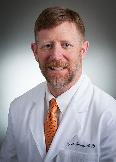 Jay Andrew Brown, MD