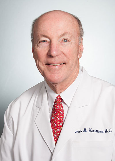 James M. Harrison, Jr., MD