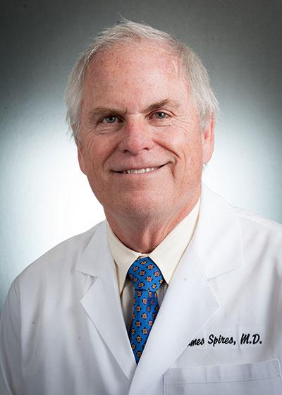 James R. Spires, Jr, MD