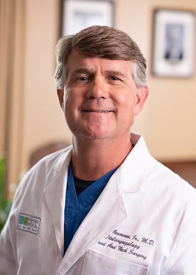 Alfred Neumann Jr, MD headshot