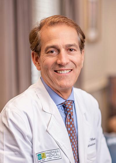 Charles S. Mosteller, MD headshot