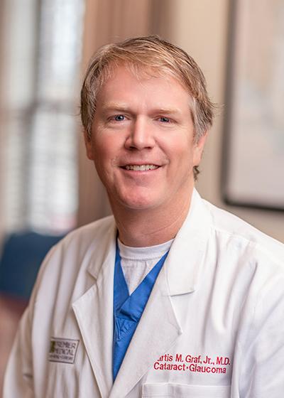 Curtis M. Graf, Jr, MD headshot