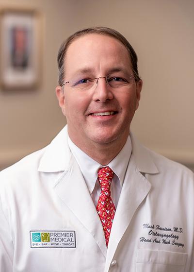Mark Harrison, MD headshot