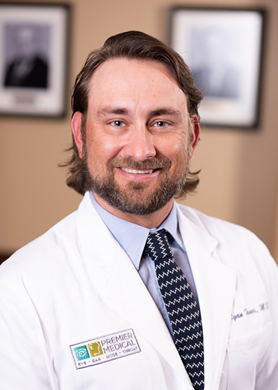 J. Ryan Turner, MD headshot