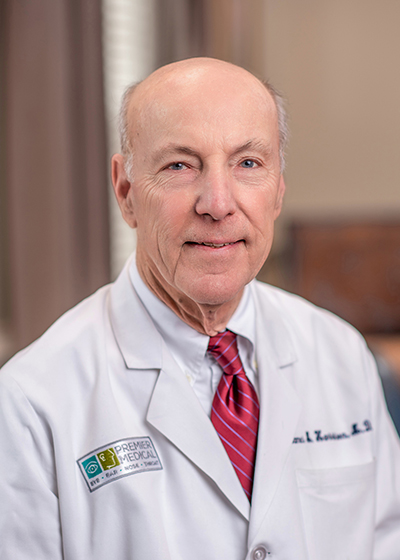 James M. Harrison, Jr., MD headshot
