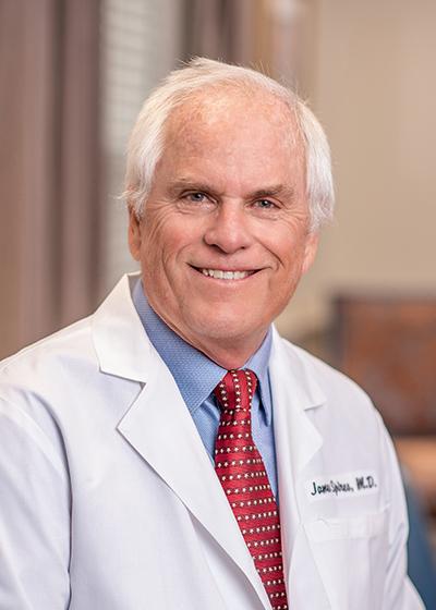 James R. Spires Jr., MD headshot