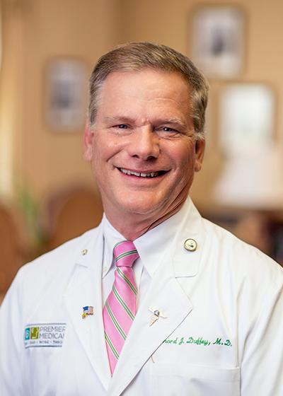 Richard J. Duffey, MD headshot