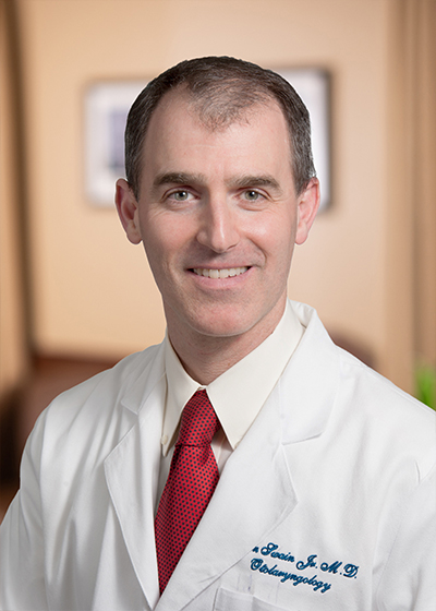 Ron Swain Jr., MD headshot