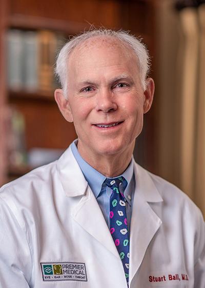 Stuart F. Ball, MD headshot