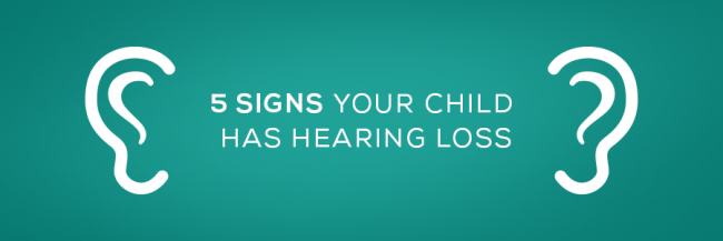 Hearing loss: Your Child May Not Be Ignoring You
