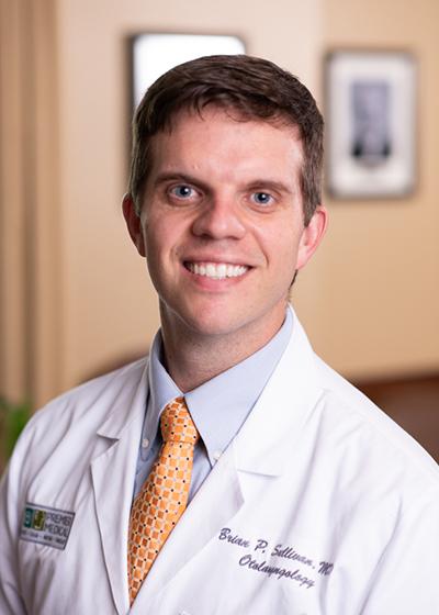Brian P. Sullivan, MD headshot