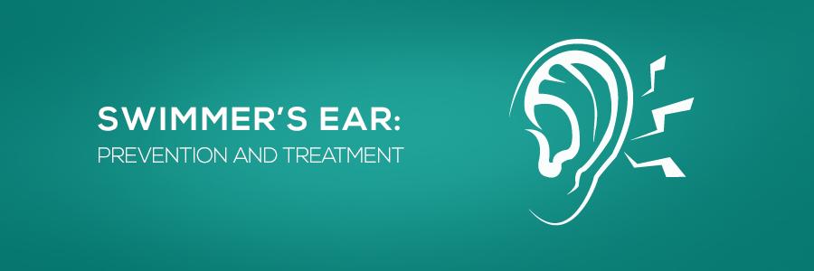 swimmers ear.