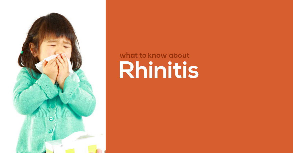 Children's Rhinitis, Mobile Alabama