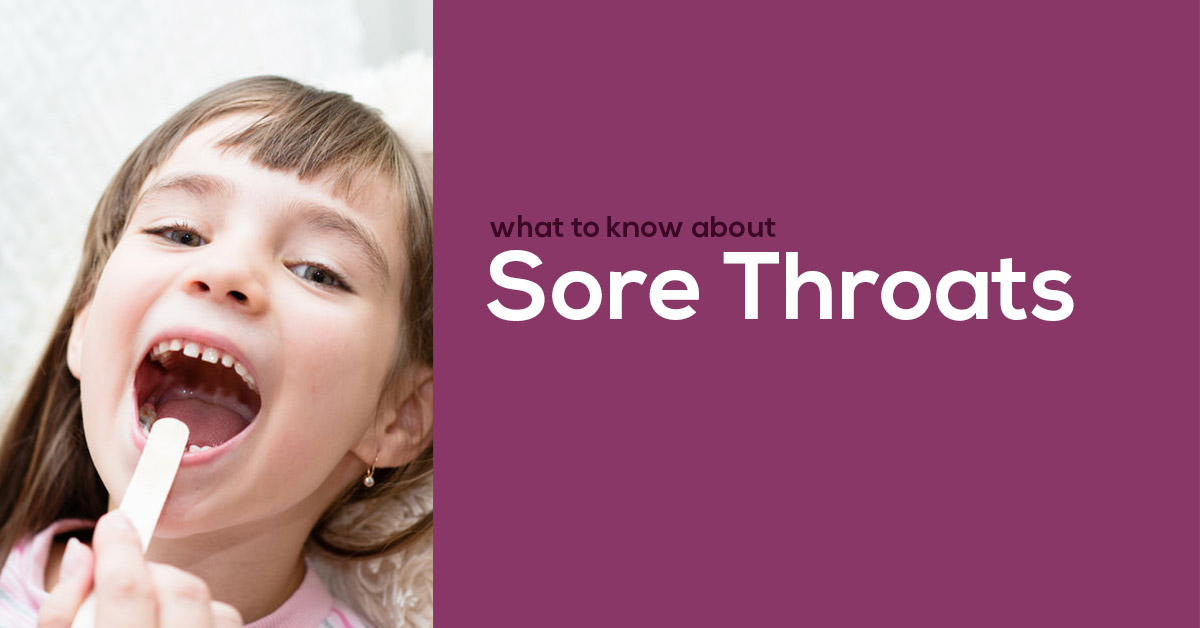 Children's Sore Throats, Mobile Alabama