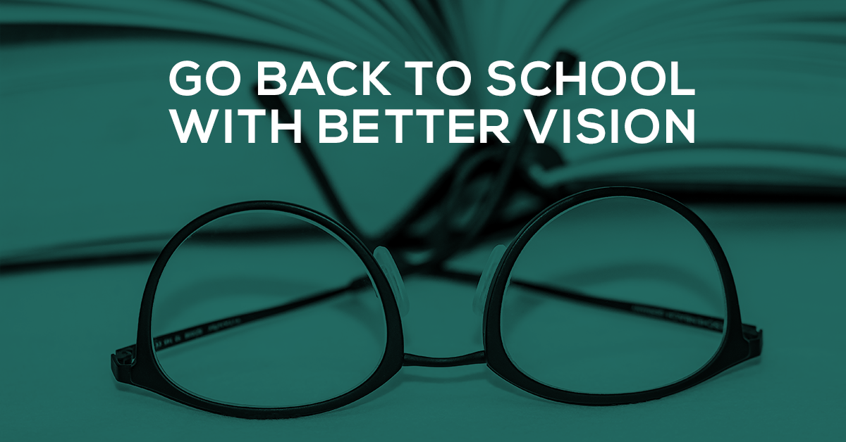 go back to school with better vision