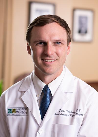 C. Drew Salisbury, MD headshot