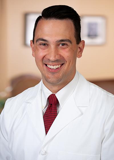 Head shot photo of Dr. Stringer